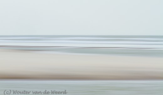 2014-01-07 - Beach Colours - Katwijk - No. 5<br/>Strand - Katwijk - Nederland<br/>Canon EOS 7D - 170 mm - f/18.0, 1/15 sec, ISO 100